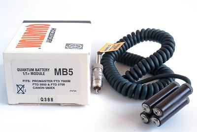 Cable Quantum Mb5 Battery 1/1+ Module