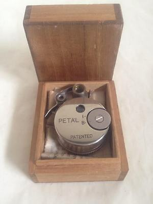 Vintage 1950s Mini Spy Camera by PETAL  w/ Original Box & Instructions