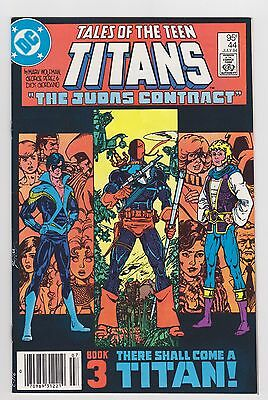 Tales of the New Teen Titans #44 DC 1st Nightwing MINT! 9.8 ? 9.9? check pics