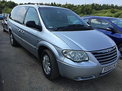54 Reg Chrysler Grand Voyager 3.3 Limited Leather,7Seats,climate,e/door Stunning