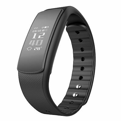 IWOWN I6 hr IP67 Impermeable Deporte Bluetooth Smart Band Wrist Para Android IOS