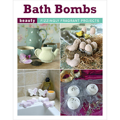 Guild Of Master Craftsman Books Bath Bombs GU-08708