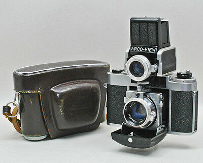 Arco Photo Ind. Japan ARCO Automat RF camera with ARCO-VIEW reflex viewer