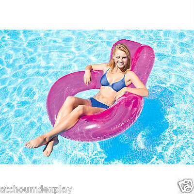 Bouee Fauteuil Bouee Gonflable Piscine Mer Lac Riviere  Plage  2 Coloris