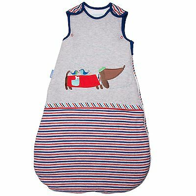Grobag Sausage Dog Le Chien Chic Sleeping Bag 2.5 Tog (6-18 months) BNWT Baby