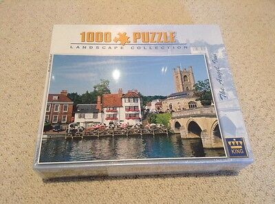 King Landscape Collection 1000 piece jigsaw puzzle The Angel Inn
