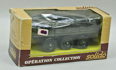 Solido (Made in France ) Operation Collection ALVIS STALWART Les Militaires
