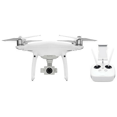 DJI Phantom 4 Pro Quadcopter Drone with 4K Camera & Controller - Ready-to-Fly -