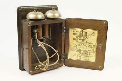 Vintage GPO Bell Box 234 No 15 for 150 Candlestick Telephone