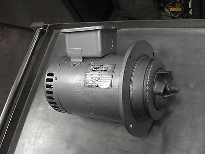 HOBART Dishwasher MOTOR for Model # AM-14. Gently Used, Excellent Condition