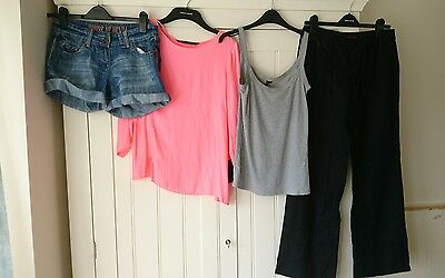 Summer Clothing Bundle Tops etc Size 8 Zara New Look Topshop Miss Selfridge