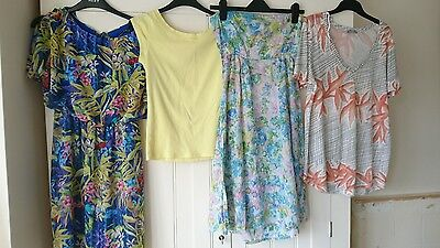 Summer Clothing Bundle Size 10 Zara Topshop River Island Primark