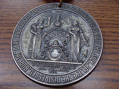 Odd Fellows Medal IOOF FLT**FREE SHIPPING!!