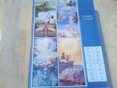 """1000 Piece Jigsaw Puzzle """"ruling Planets"""" New"""
