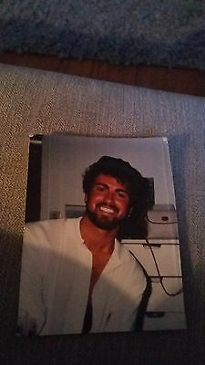 George Michael photo..