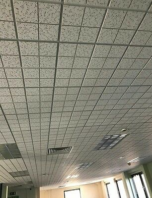 10 x suspended ceiling tiles - thousands available