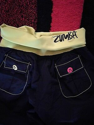 zumba trousers size large