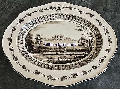 """Ltd Ed WEDGWOOD CATHERINE FROG SERVICE GENIUS COLLECTION 12"""" MEAT PLATE"""