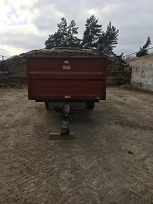Marshall Tipping Trailer