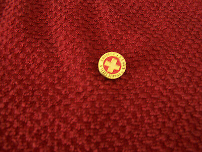 Edison  First Aid & Rescue Squad  No. 1, 5  Year  Service  Pin, New !!!
