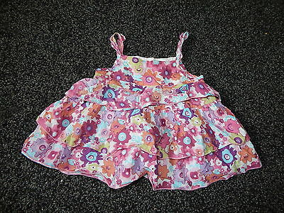 Baby Girls Top ~ From MATALAN ~ Size 12-18 months ~ BOX A11