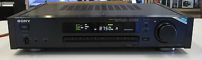 SONY ST-S707ES Black High-End Stereo FM-AM Tuner