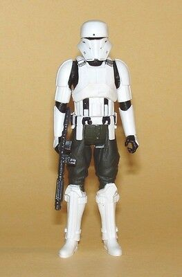 STAR WARS ROGUE ONE LA REVOLTE DE JEDHA Imperial HOVERTANK pilot Exclu NEUF RARE