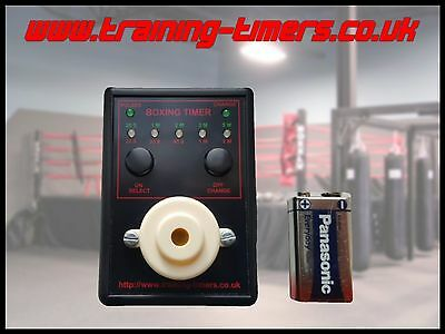 Personal Boxing Timer