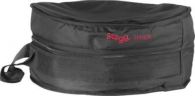 """Stagg SDB Snare Drum Bag / Case 14"""" x 6.5"""" Cheap good quality!"""