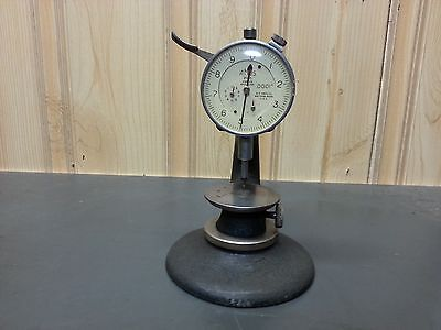 B.C. Ames 212.5 jeweled dial indicator with Ames No. 2 base / stand