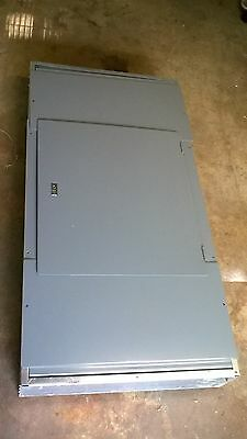 Square D 400 amp MLO main distribution panel 3-phase I-line