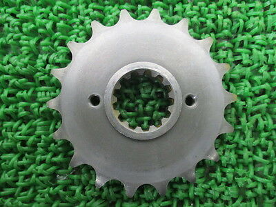 HONDA Genuine Used Motorcycle Parts CB750F Front Sprocket RC04-10049**