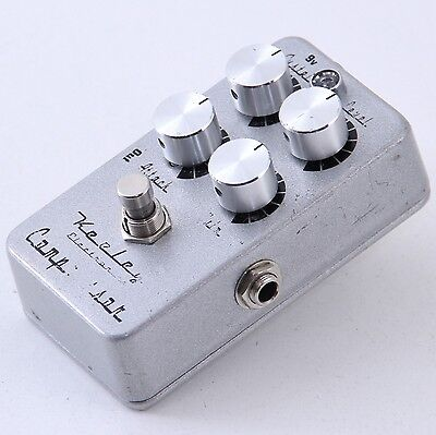 Keeley Compressor 4-Knob Guitar Effects Pedal P-00258