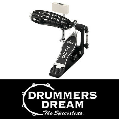 DW 2000 Series Tambourine Pedal DWCP2010T A perfect add-on to any percussion rig