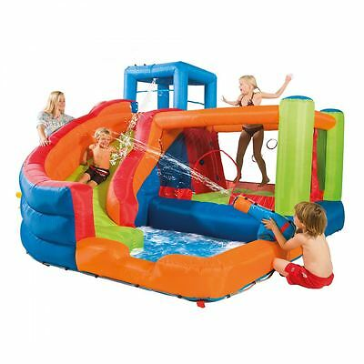 Plum Bouncer and Slide