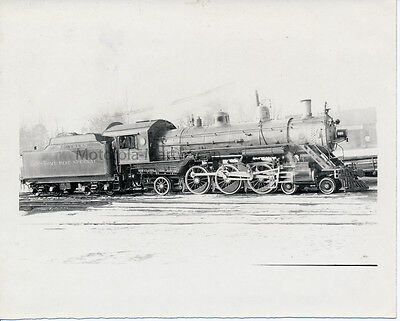 Southern Railroad Lonesome Pine Special No 1298 4-6-2 Orig Darkroom Photo