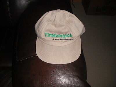 Timberjack Logging Machines  Baseball Cap