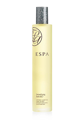 ESPA Detoxifying Bath Oil 100ml NEW IN BOX