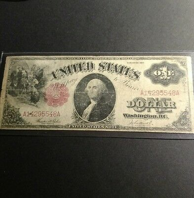 1917 Large $1 Note