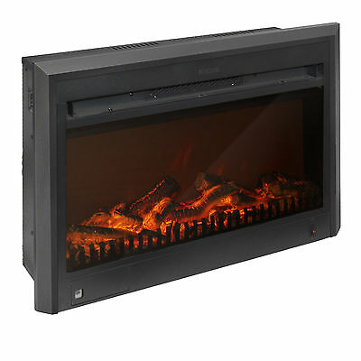 Electric Fireplace Insert CorLiving Free Shipping High Quality