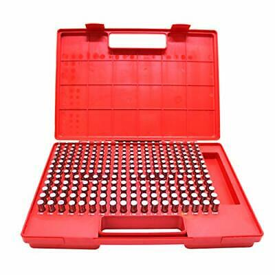"HFS Steel Pin Gauge Set - 250pcs M2 .251-.500"" - Class ZZ"