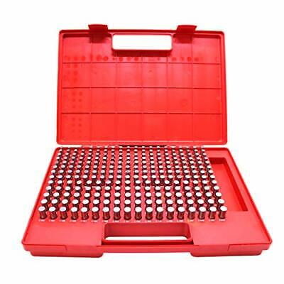 "HFS(R) Steel Pin Gauge Set - 250pcs M2 .251-.500"" - Class ZZ"