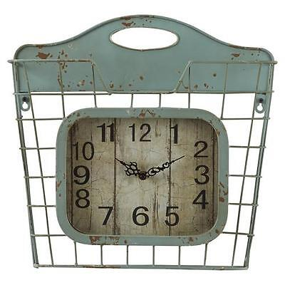Centre Wall Clock Lark Manor Free Shipping High Quality