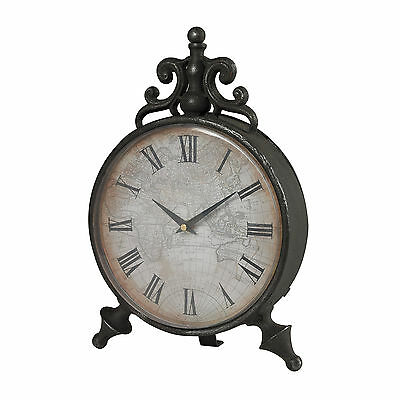 """Arkle Reproduction 10"""" Desk Clock Sterling Industries Free Shipping High Quality"""