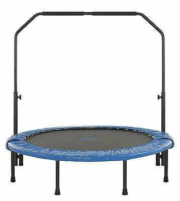 """48"""" Mini Foldable Fitness Trampoline Upper Bounce Free Shipping High Quality"""