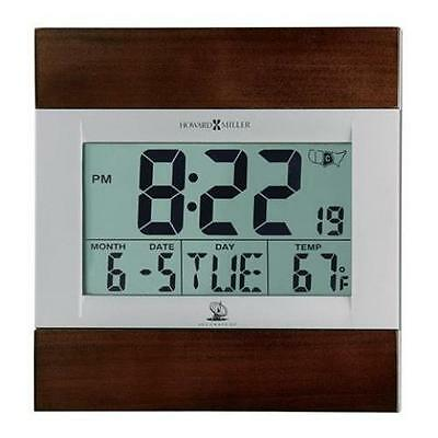 Techtime III Alarm Clock Howard Miller Free Shipping High Quality