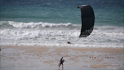 KITE SURF 13M Airush Razor 2016 MINT CONDITION