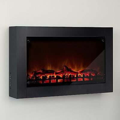 Wall Mount Electric Fireplace CorLiving Free Shipping High Quality