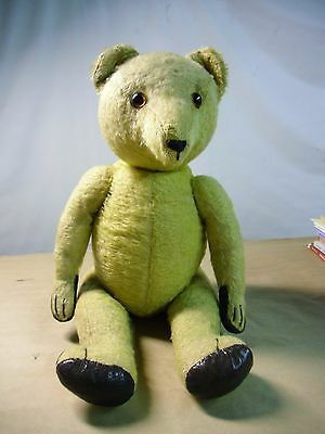 Early Antique Teddy Bear Germany approximate 19 inch tall
