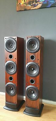 Kef Q70 England Made Speakers Rare!!excellent Condition Like New!!